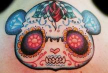 tattoos / by Sarah Maculsay