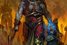 Warhammer 40k  / by Jonathan Walter