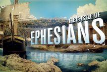 ephesians / by elana Wilkins