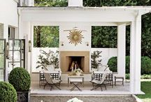 Home-Outdoor Living / by Kristin Michael