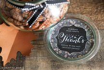 Mason Jar Gifts / by Debbie Thayer