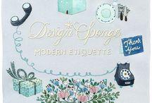 Modern Etiquette / by Design*Sponge