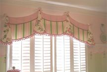 Window Treatments / by Shelly Sandoval