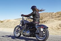 H-D Fall Favorites / Great gear to extend the riding season into the most colorful time of the year. / by Harley-Davidson