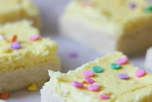 Desserts / ❤️❤️❤️ / by Anna Garlington