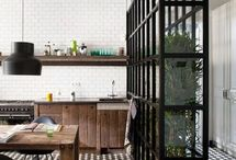 kitchens / by Ashley Hawkins