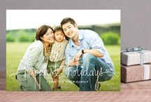 Favorite holiday cards / by Jennifer Loomis Photography