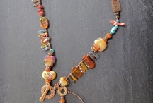 Jewelry, mine and to be mined / Of talismans and wearable stones. Some of these are my creations and others are those I admire (all right then, CRAVE)