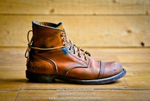 Men's Shoes / by Imperial Barber