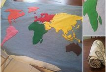 Teaching Geography/Culture/Languages / by Megan Asby