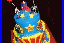justice League Birthday / by Karrie Douglas