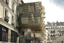 Architectuur & Wonen / by Murcy Van De Velde