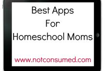 Homeschool - Apps / by Stacia DePooter