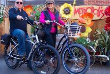 Pedego Celebrities / by PEDEGO Electric Bikes