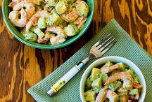 Salads / by Megan Sarko-Cox
