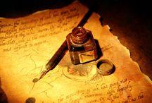 Handwriting / by Jack Dennis