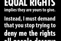 Civil Rights/Human Rights / by Sue Eckman