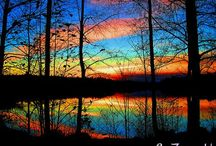 Sunsets / by Janice Magee Walz