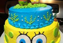 spongebob n my little pony party / by Effie Moschou