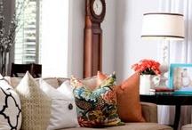 Pillows pillows pillows / by Melissa Robinson