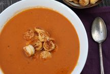 soup / by Leslie Birmingham