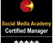 SMACAD Badges / These badges are given to only to Social Media Academy graduates, attendees, or used for events or other authorized use only. #SMACAD http://smacad.com / by Society3 Academy