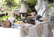 Dessert Tables / by Chelsea Wagenaar