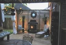 patio ideas / by Katie Quinley Griesel
