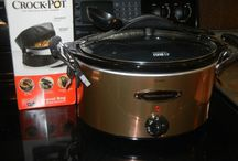 Crockpot Recipes / by Maryann Kosicek