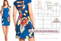 Moldes, confección de modas / by DUB!S COLOMBIA