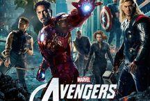 Avengers! / by Elizabeth