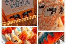 Birthday party ideas / by Lisa Buber