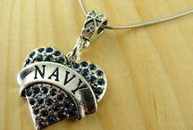 Navy / by Kim Denicola