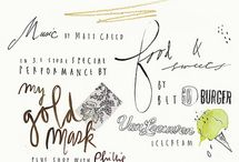Design {Typography/Lettering} / by Danielle Ward