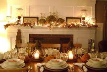 Thanksgiving / by Brittney Branstetter
