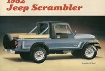 jeep / by Wendell Hawkins