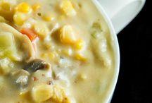 soup / by Nancy Ferguson