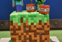 Party Ideas-Minecraft / by Mindy Gardzinski