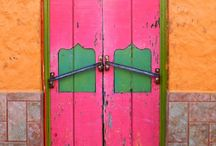 Cool Doors / by Jennifer Pry