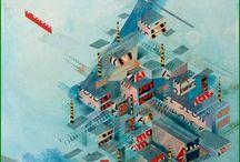 illustration / by Marcio Fukuji