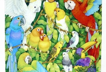 Birds of a Feather / by Susie Headley