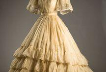 ANTEBELLUM DRESSES - CIVIL WAR ERA / by Spectrum of Minds.com