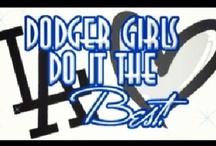 Dodgers  / by Julie Anna