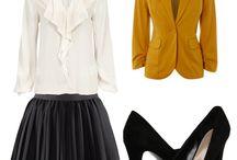 Teacher Clothes:) / by Lauren Matura