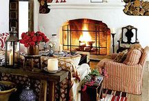 Fireplaces / by Maryann Rizzo