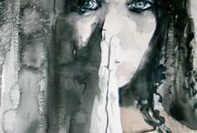 Watercolours 11 / by Josiane Cobert