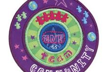 Agent of Change Junior Journey / by Junior Girl Scout Badges