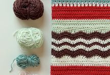 crochet blankets / by Donna Posey