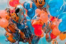 Disney / by Hallel Fraga