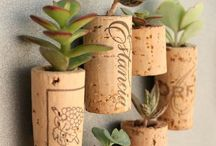 Corks / by NiftyThrifty1